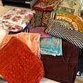 Fabric donation